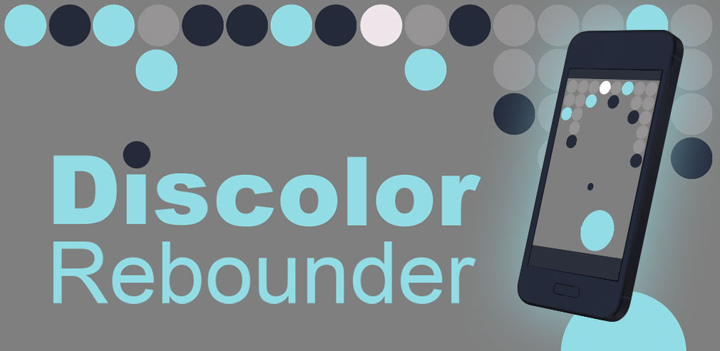 Discolor Rebounder - Free Game App