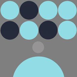 Discolor Rebounder game app icon